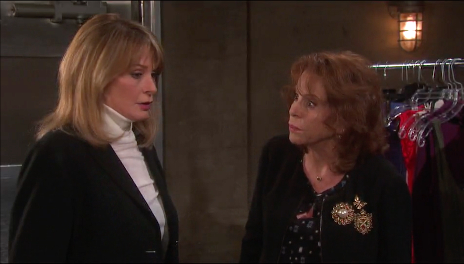 DAYS Marlena and Vivian - NBC