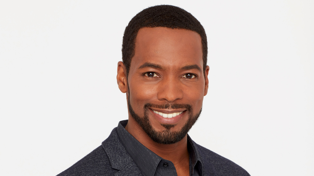 General Hospital Anthony Montgomery Andre