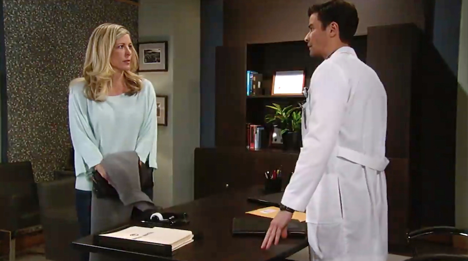 GH Carly and Griffin - ABC