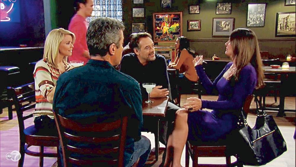 GH Felicia, Mac, Kevin, & Lucy - ABC