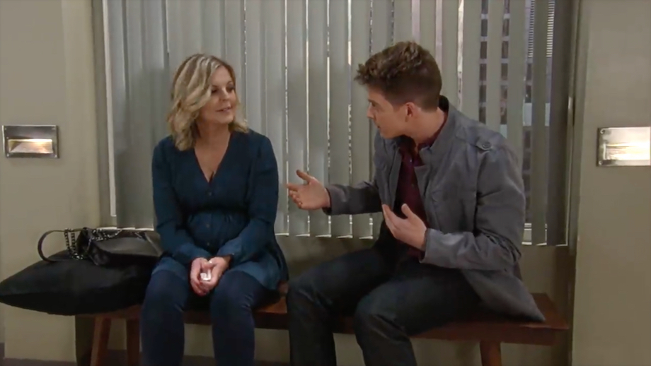 General Hospital Maxie and Michael