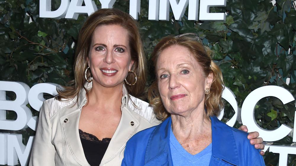 Martha Byrne and Elizabeth Hubbard - Steven Bergman