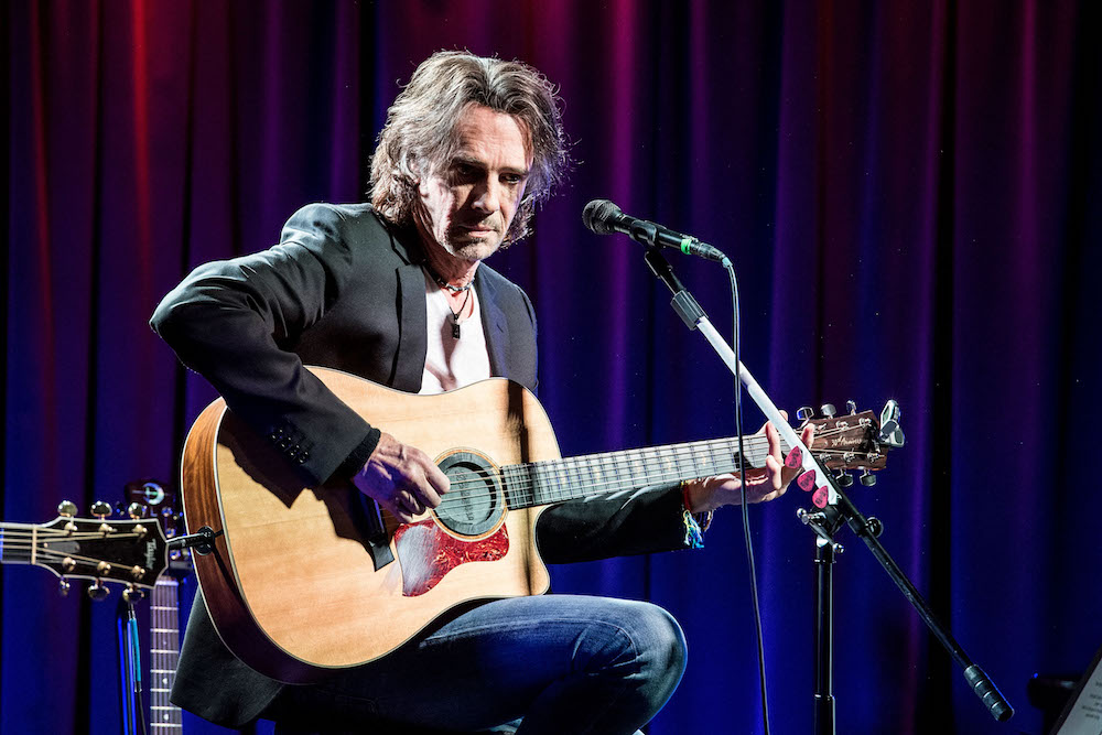 Rick Springfield Performing - Getty