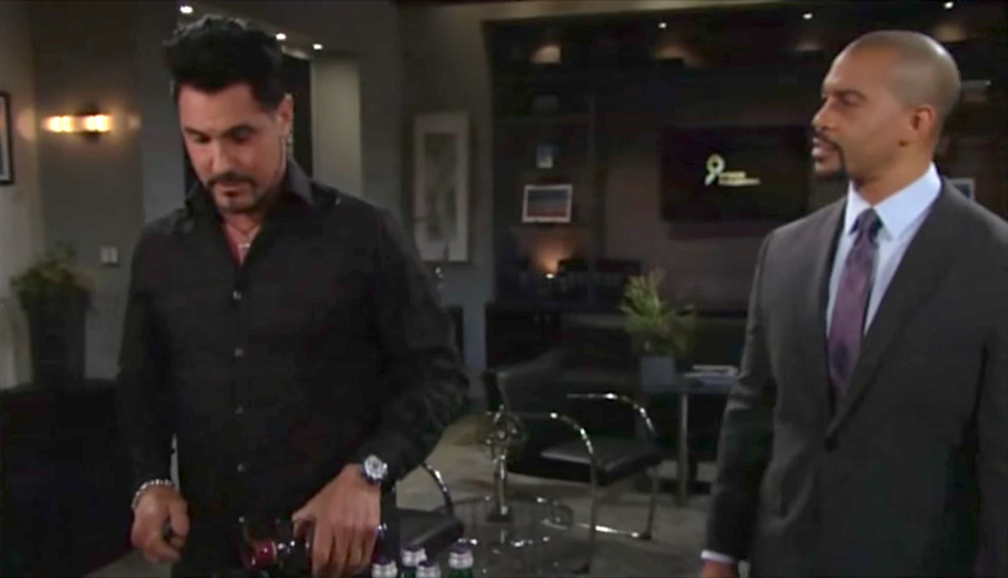 B&B Bill and Justin - CBS