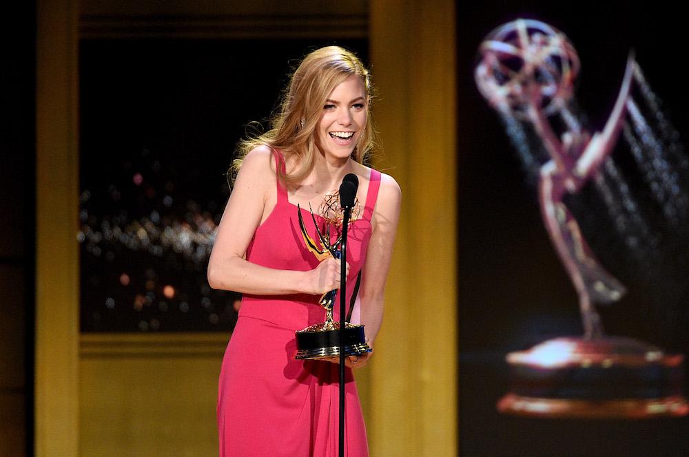 GH Chloe Lanier Emmy Win - Getty