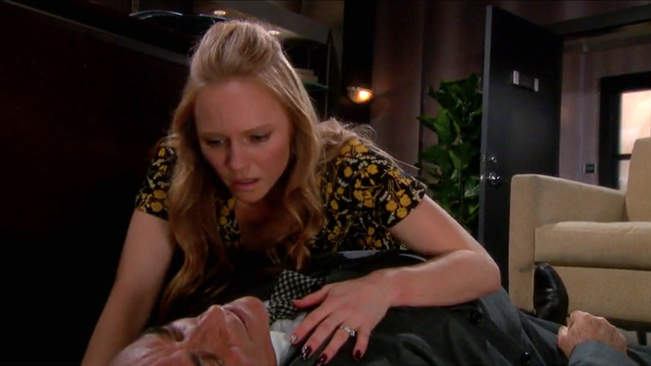 DAYS Abigail and Andre - NBC
