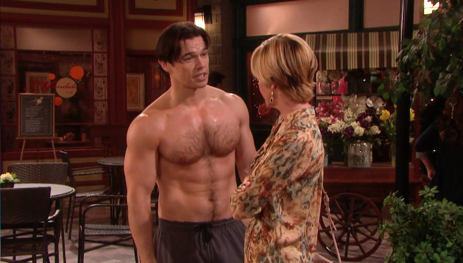 DAYS Xander and Eve - NBC