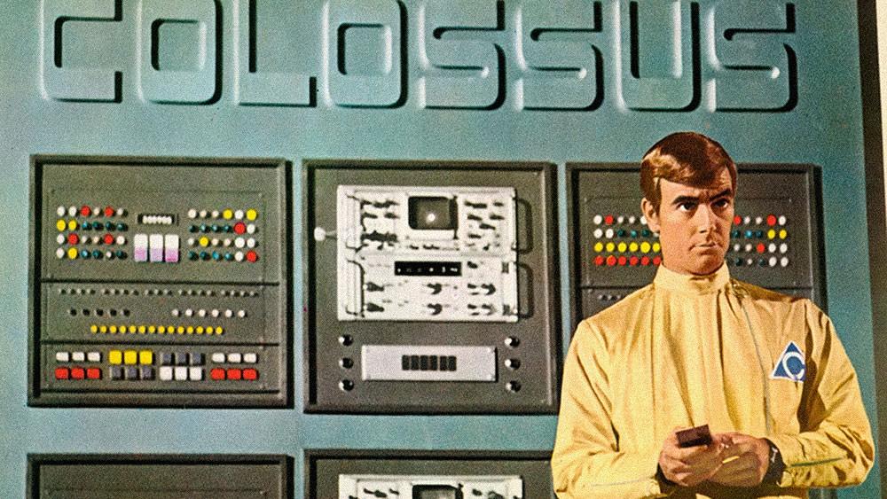 Eric Braeden - Colossus 3