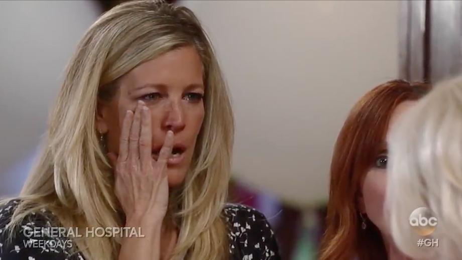 GH Shocked Carly - ABC