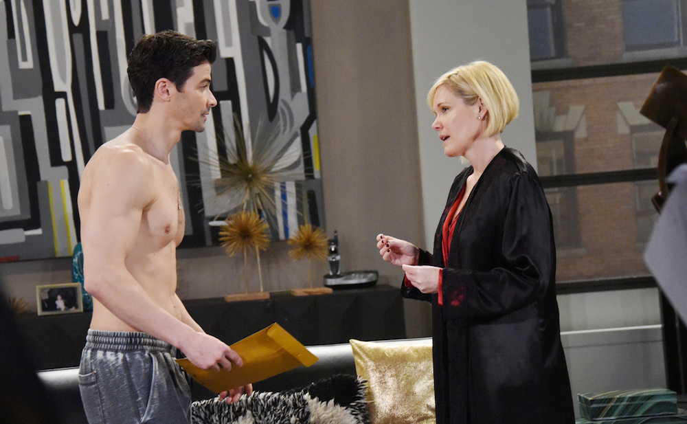 General Hospital Griffin and Ava