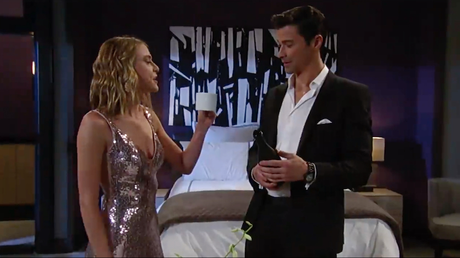 GH Kiki and Griffin - ABC