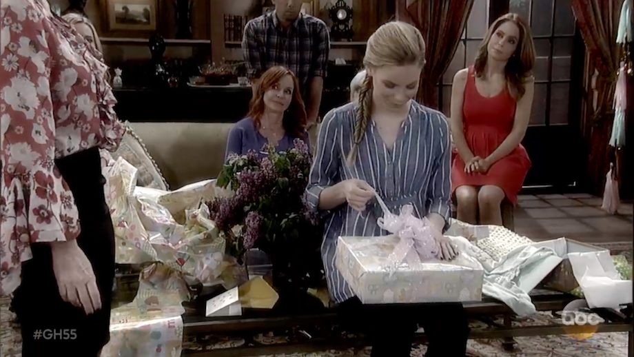GH Nelle's Baby Shower - ABC