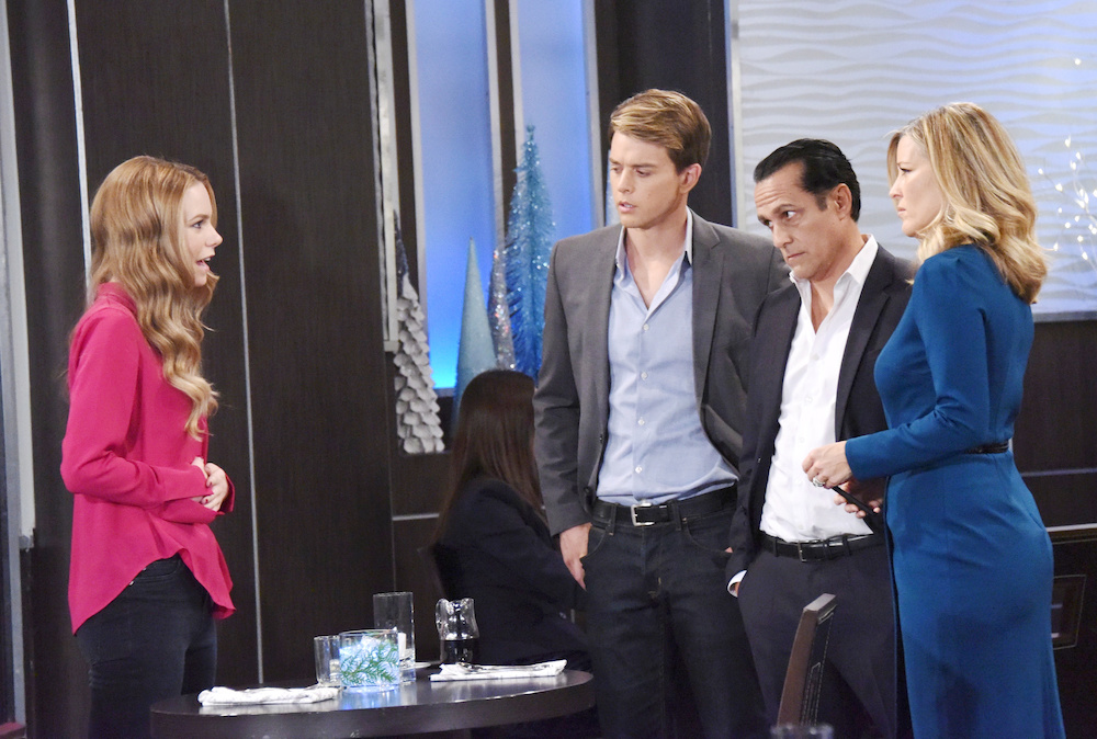 GH Nelle, Michael, Sonny, and Carly - JPI