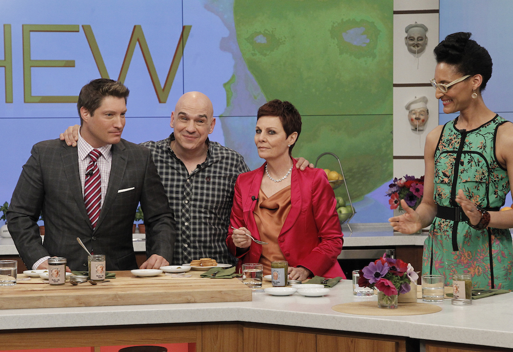 General Hospital on The Chew - ABC/Getty