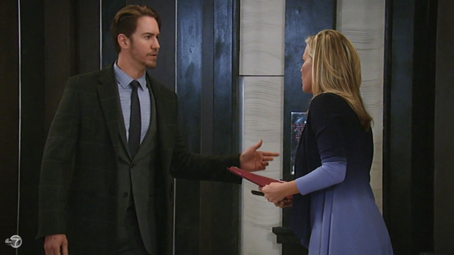 GH Peter and Carly - ABC