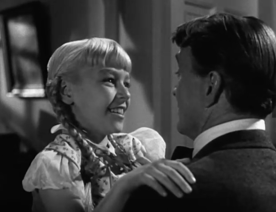 Patty McCormack in The Bad Seed - Warner Bros.