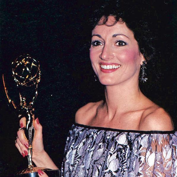 Robin Strasser Emmy Win - ABC