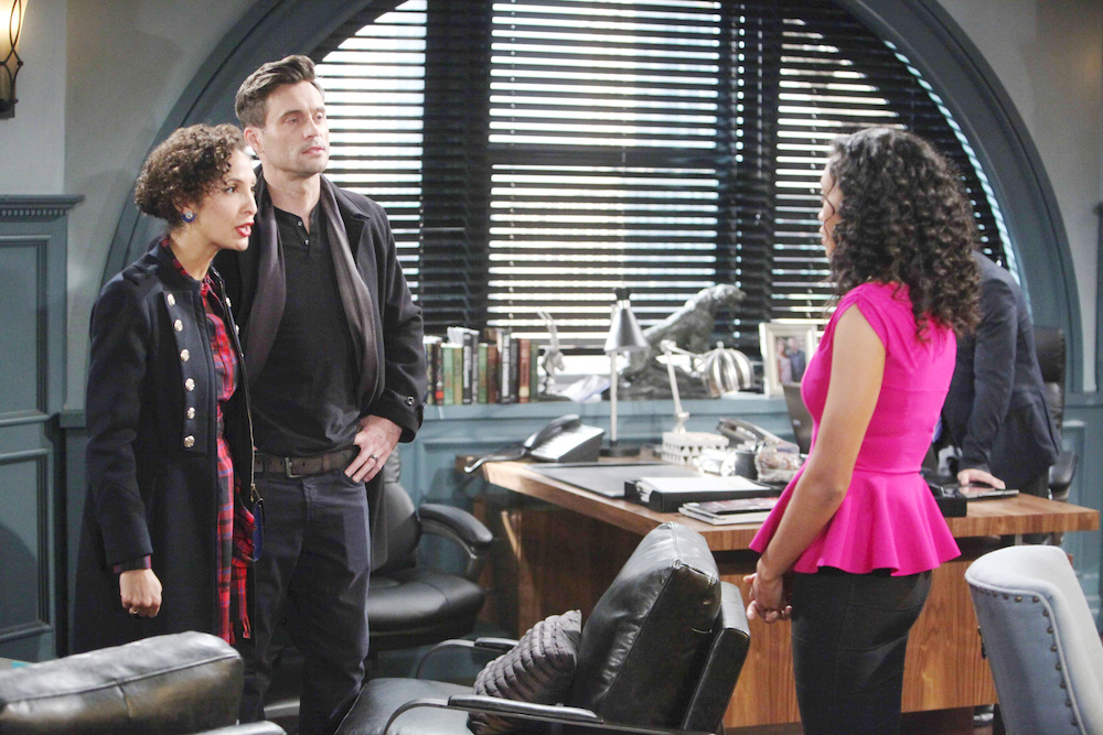 Y&R Lily and Cane and Hilary - JPI