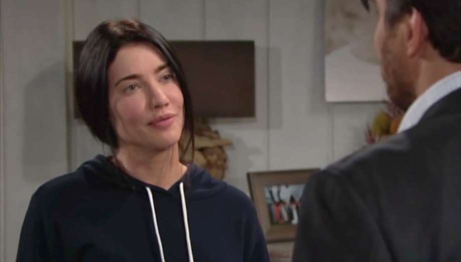 B&B Steffy and Ridge - CBS
