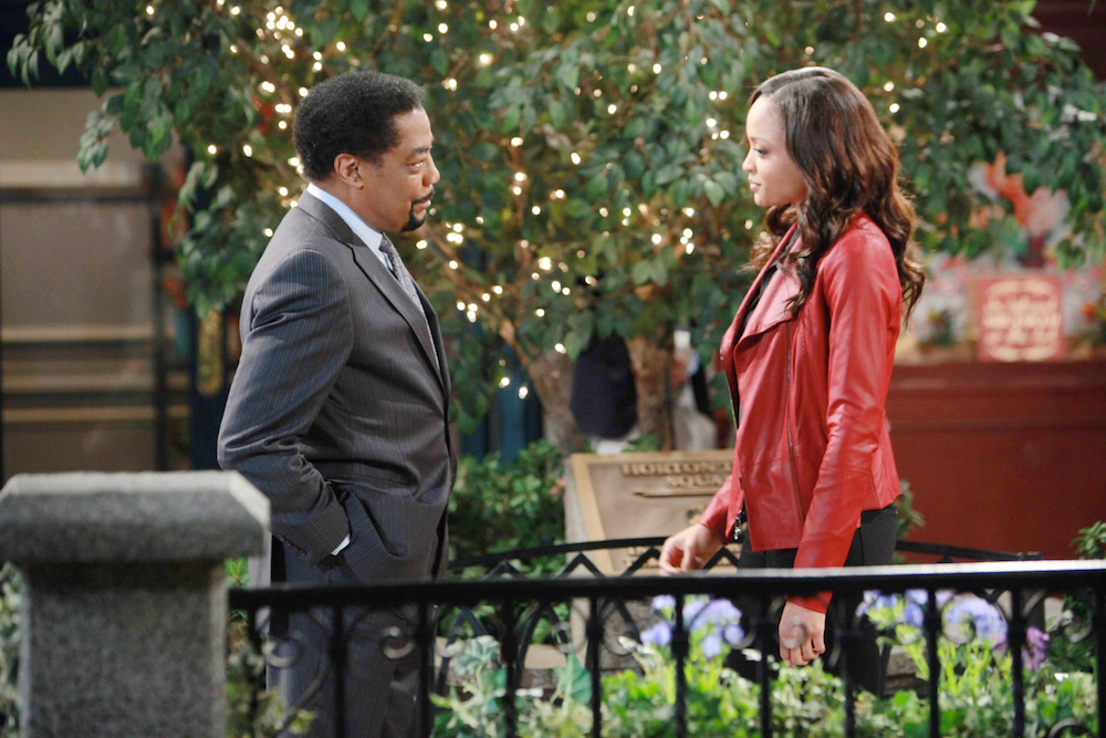 Days of Our Lives Abe Lani