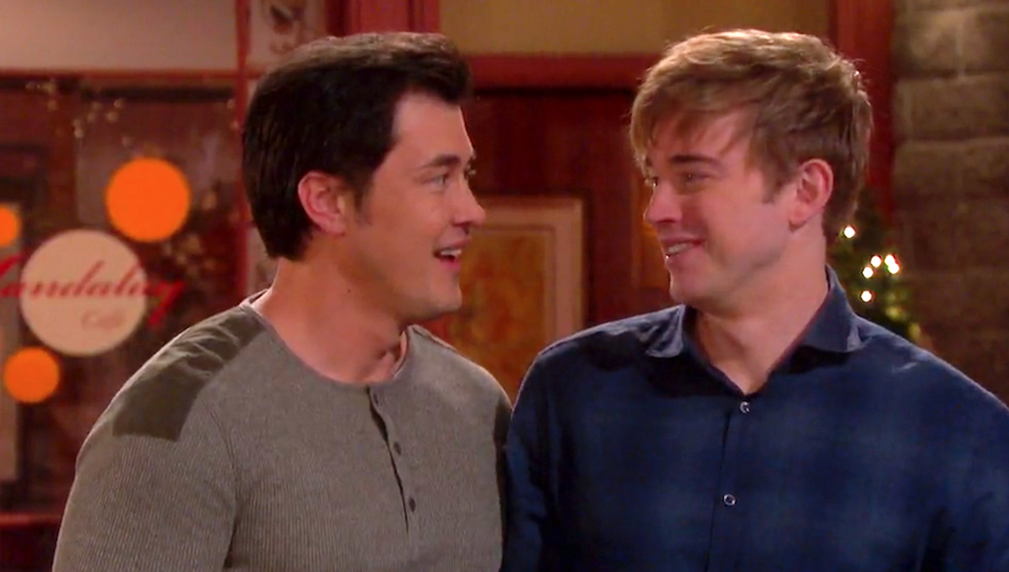 DAYS Paul and Will - NBC