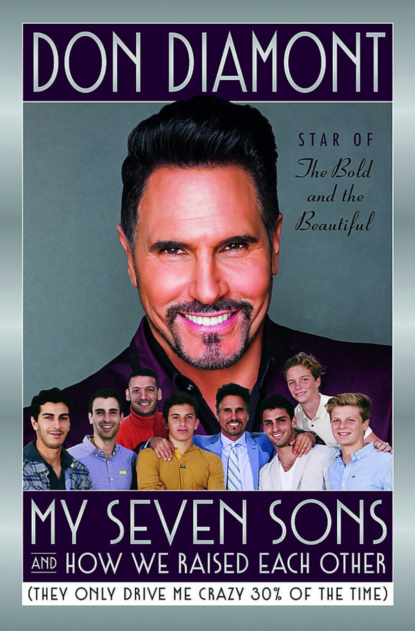 Don Diamont Book Cover