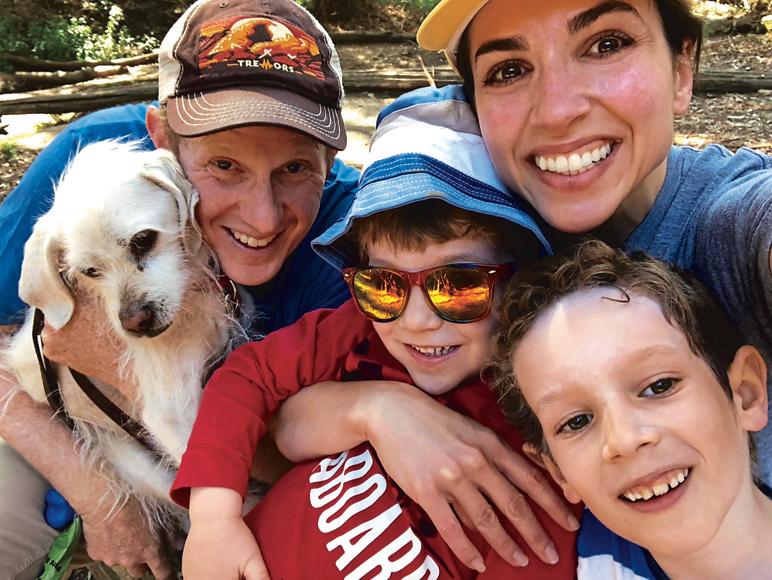 Eden Riegel Family - Eden Riegel