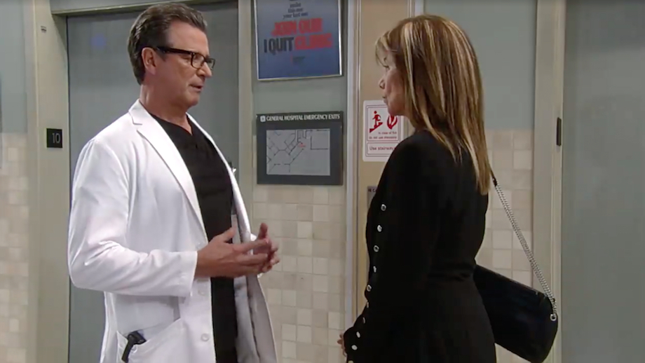 GH Dr Bensch and Alexis