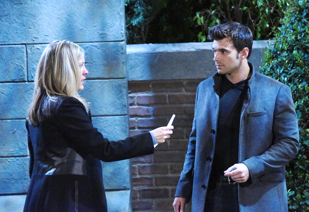 GH Carly and Chase