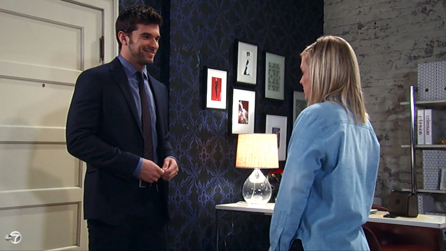 GH Chase and Maxie - ABC