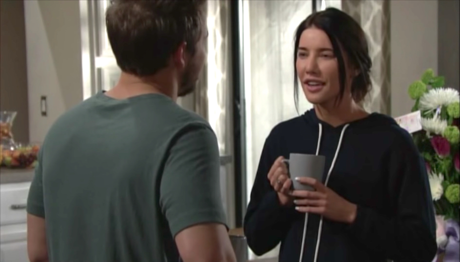 B&B Liam and Steffy - CBS