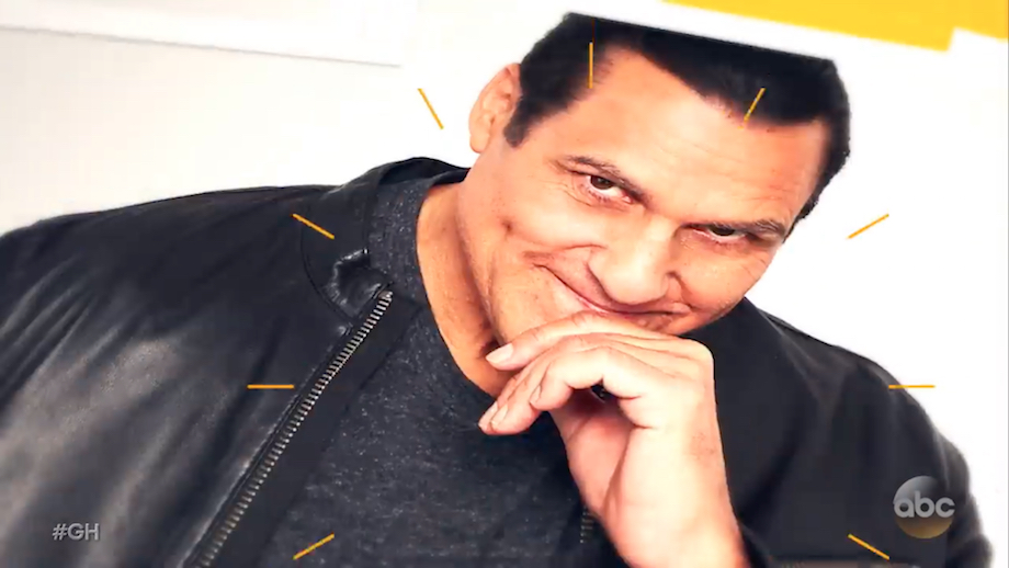GH Promo Sonny - ABC