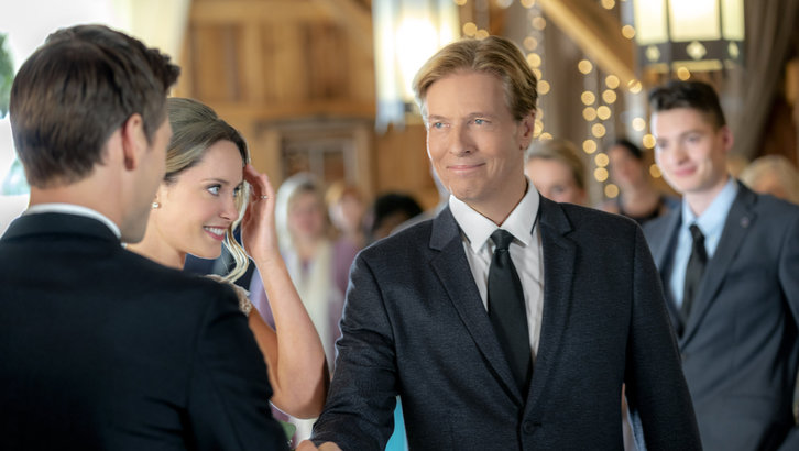 Jack Wagner Wedding March 4