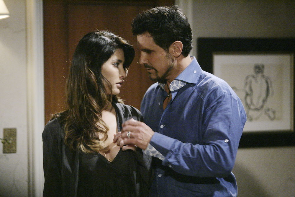 The Bold and The Beautiful Steffy and Bill