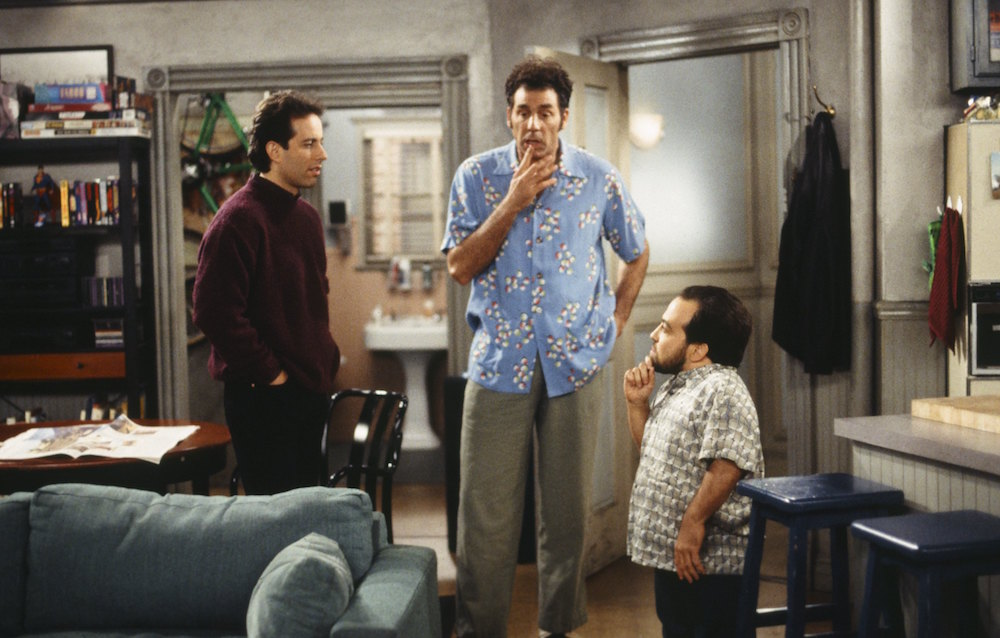 Danny Woodburn on Seinfeld - NBCU Photo Bank
