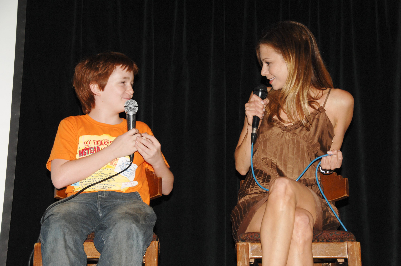 Dylan Cash and Tamara Braun GH Fan Event