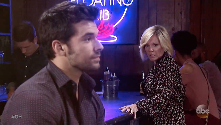 General Hospital Chase and Ava