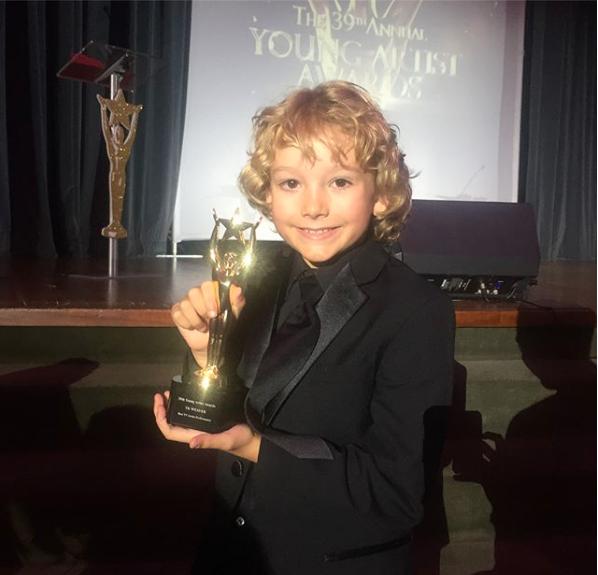 TK Weaver Young Artist Award