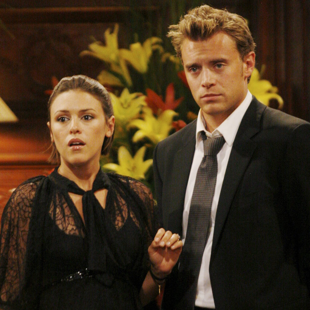 Y&R Chloe and Billy
