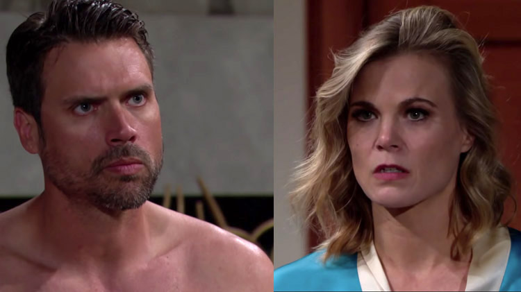 Y&R Nick and Phyllis