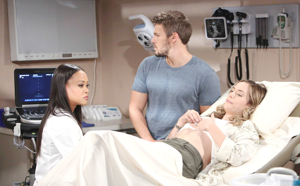 The Bold and The Beautiful Dr Phillips Liam Hope