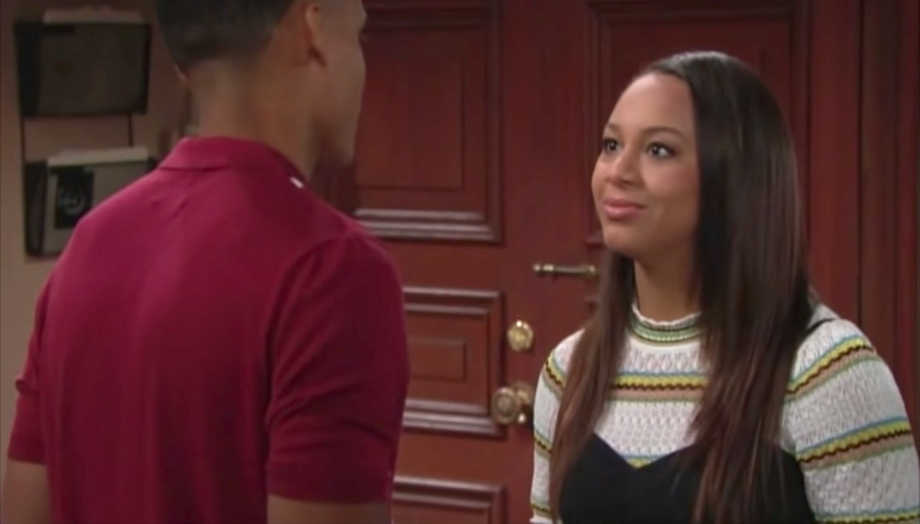 The Bold and The Beautiful Xander and Emma