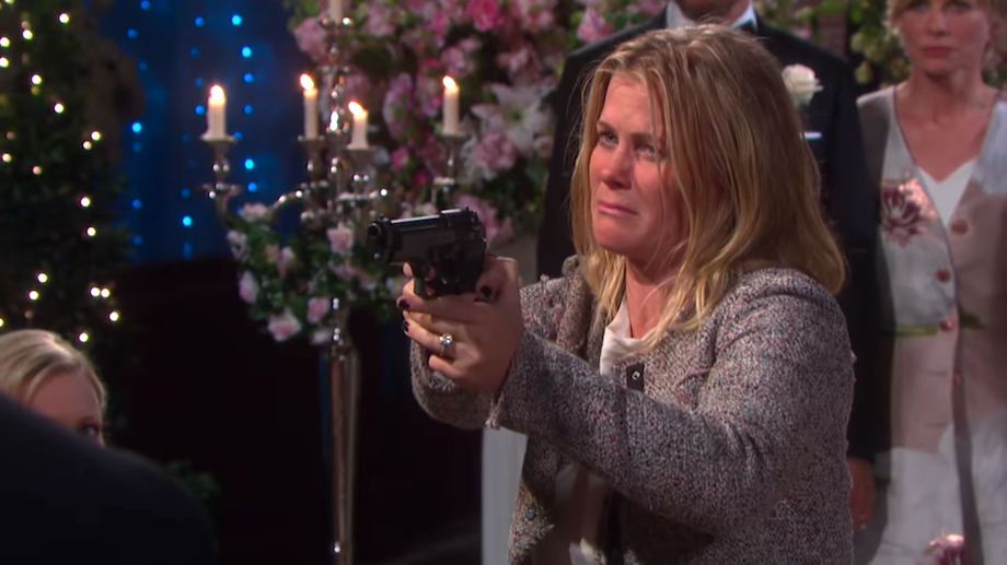 Days of Our Lives Sami Gun