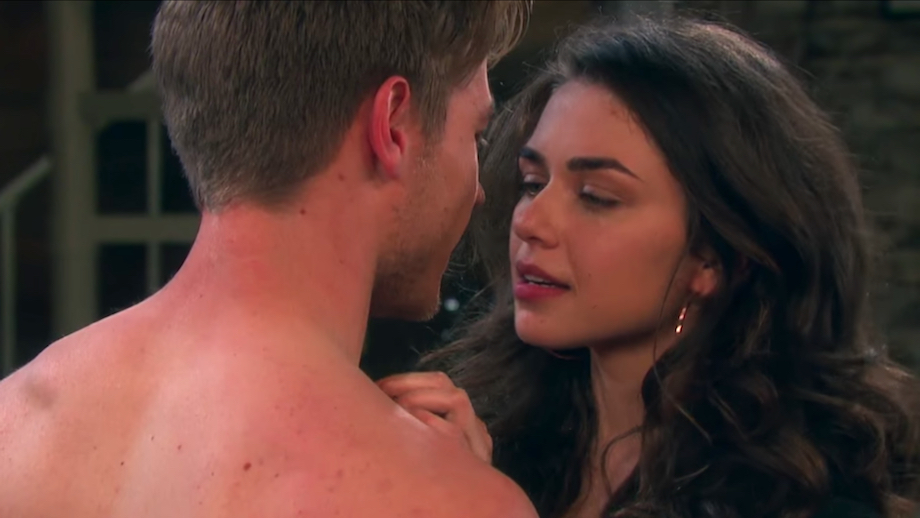 Days of Our Lives Tripp and Ciara