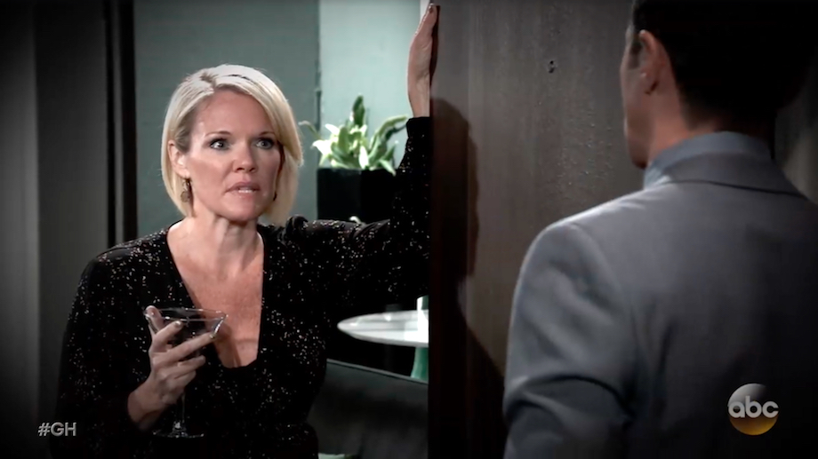 General Hospital Ava and Griffin
