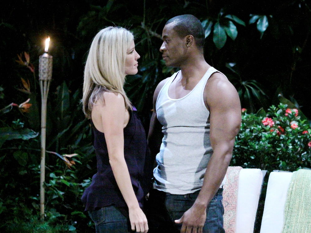General Hospital Shawn and Carly