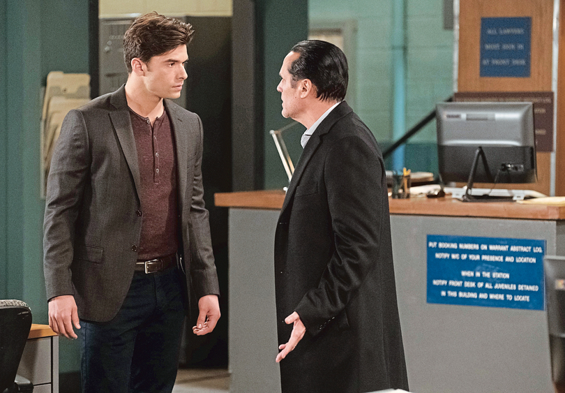 General Hospital Chase and Sonny
