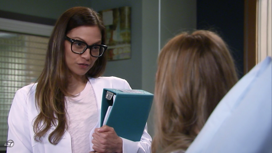 General Hospital Kim and Nelle
