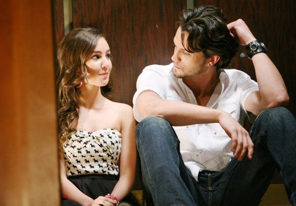 General Hospital Kristina and Ethan