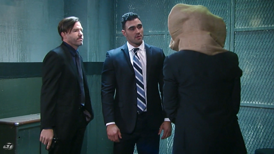 General Hospital Finn and Kidnappers